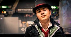Jakob von Videospiel Meuchelmörder ` s Kredo stockfotos