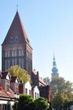 jakobi greifswald церков Стоковое фото RF