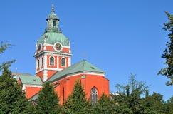 Jakobskyrkan Stock Photo