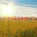 Jakriborg, Suécia Imagens de Stock