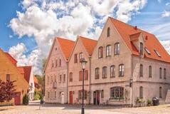 Jakriborg, Suécia 55 Imagem de Stock