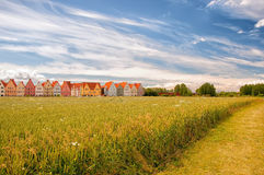 Jakriborg, Sweden 39. Jakriborg is a new classical housing project built in the municipality of Staffanstorp in the Skane region of southern Sweden royalty free stock photography