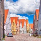 Jakriborg, Szwecja 07 Zdjęcia Stock