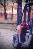 Jakt ATV Royaltyfri Foto