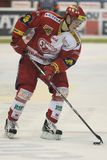 Jakub Krejcik - Slavia Prague defenseman Royalty Free Stock Photos