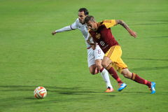Jakub Mares - Dukla Prague Royalty Free Stock Photography