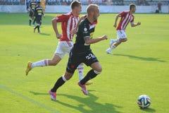 Jakub Petr - Slavia Prague Stock Image