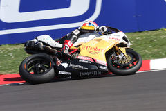 Jakub Smrz - Ducati 1098R - Team Effenbert Freiheit Stockfotos
