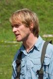 Jakub Vagner - fisherman Royalty Free Stock Photos