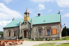 Jakuszyce en Pologne Photos libres de droits