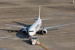 JAL收税 库存照片
