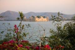 Jal玛哈尔宫殿,斋浦尔 库存照片