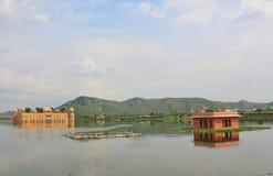 Jal玛哈尔,斋浦尔,拉贾斯坦,印度 图库摄影