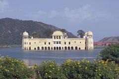jal mahal ύδωρ παλατιών στοκ φωτογραφία με δικαίωμα ελεύθερης χρήσης