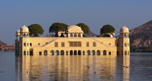 Jal Mahal, Джайпур Стоковое фото RF