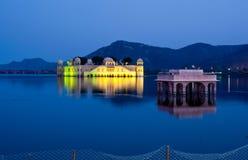 Jal Mahal - Джайпур Стоковое Изображение