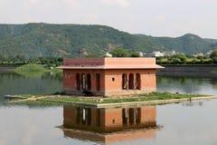 Jal Mahal, смысл стоковые фотографии rf