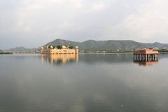 Jal Mahal. Στοκ Φωτογραφίες