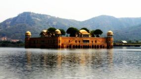 JAL mahal Photo stock