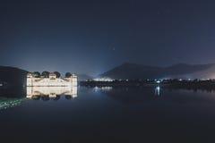 Jal Mahal Imágenes de archivo libres de regalías