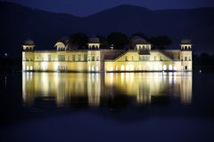 JAL mahal Images stock