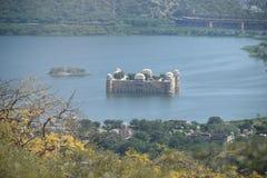 Jal Mahal, Jaipur Imagens de Stock Royalty Free