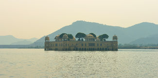 Jal Mahal, Jaipur Stock Photo