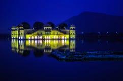 Jal Mahal, Jaipur Imagenes de archivo
