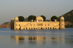 Jal Mahal, Jaipur, India Royalty Free Stock Photo
