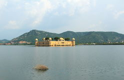 Jal Mahal(Jaipur). Royalty Free Stock Photos