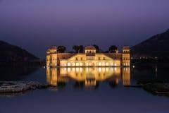 JAL Mahal, Jaipur, Ràjasthàn photo libre de droits