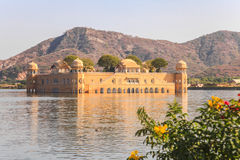 Jal Mahal in Jaipur Royalty Free Stock Images