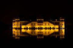 jal mahal pałac woda Zdjęcia Stock