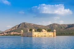 Jal Mahal palace Stock Images