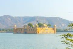 Jal Mahal - Rajasthan. The Jal Mahal Water Palace outside of Jaipur City, Rajasthan, India Royalty Free Stock Images