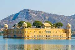 Jal Mahal - Rajasthan. The Jal Mahal Water Palace outside of Jaipur City, Rajasthan, India Royalty Free Stock Image