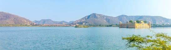 Jal Mahal - Rajasthan. The Jal Mahal Water Palace outside of Jaipur City, Rajasthan, India Stock Photography