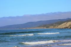 Jalama Beach Lompoc California Royalty Free Stock Photography
