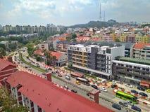 Jalan Jurong Kechil Στοκ Εικόνα