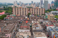 Jalan Pudu imagen de archivo