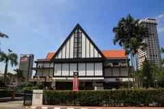 Jalan-Radscha von Malaysia am Nationaltag Lizenzfreie Stockfotografie