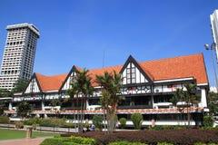 jalan raja Malaysia na święcie państwowym obrazy stock
