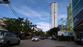 Jalan Topas Raya II Fotografia de Stock Royalty Free
