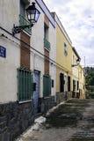 Jalance, Valence, Espagne Photos libres de droits