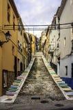 Jalance, Valence, Espagne image stock