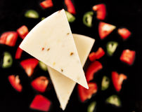 Jalapeno Cheese Stock Photos