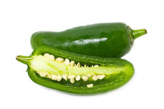 Jalapeno Pepper. Stock Photography