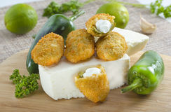 Jalapeno poppers Royalty Free Stock Photo