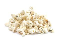 Jalapeno-Ranch gewürztes Käse-Popcorn stockfotos