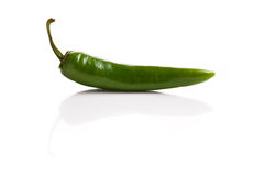 Jalapenos Chili Peppers Stock Photography